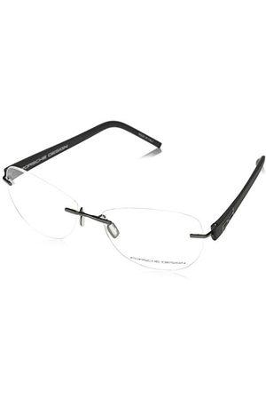 Porsche Design Mężczyzna Okulary przeciwsłoneczne - Oprawki okularów P8209-DS1-55 owalne oprawki okularów 55, czarne