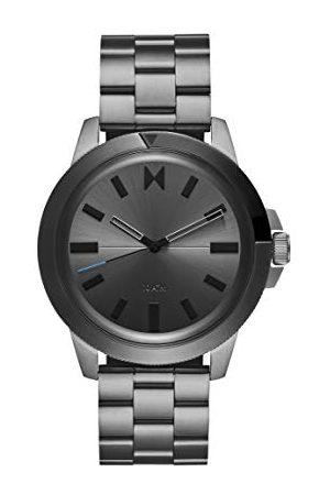 MVMT Mężczyzna Zegarki - Męski analogowy zegarek kwarcowy z bransoletką ze stali szlachetnej 2800074-D