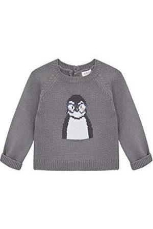 Gocco Chłopiec Swetry i Pulowery - Baby chłopięcy Jersey pinguino sweter