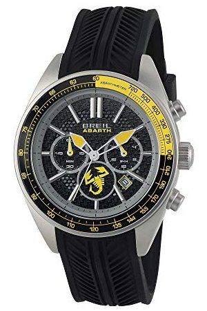 Breil Męski chronograf kwarcowy zegarek z silikonowym paskiem TW1691