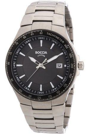 Boccia Mężczyzna Zegarki - Męski zegarek na rękę Titan 3627-01