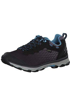 Meindl Unisex Adult Shoes, czarne lazur, 4 UK