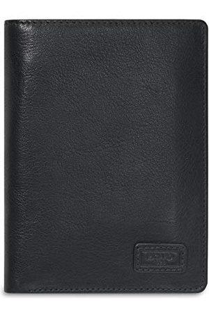 Picard Męski portfel z serii Authentic 1, w kolorze czarnym, ze skóry, 737271A2001