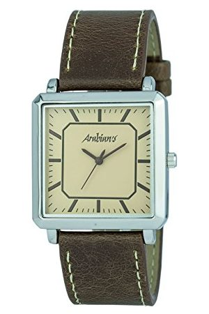 ARABIANS Męski analogowy zegarek kwarcowy ze skórzanym paskiem HBA2256M