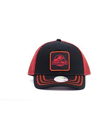Essencial Caps Unisex Jurassic World czapka baseballowa, czarna, 57 cm