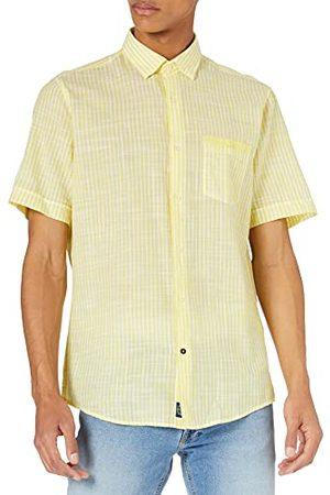 Pierre Cardin Męska koszula z krótkim rękawem