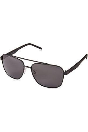 Polaroid Męskie okulary przeciwsłoneczne Pld 2044/S M9 807 60, czarne (Black/Grey)