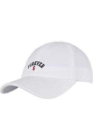 Cayler & Sons Czapka baseballowa C&S WL Forever Six Curved Cap baseballowa, biała/mc, jeden rozmiar