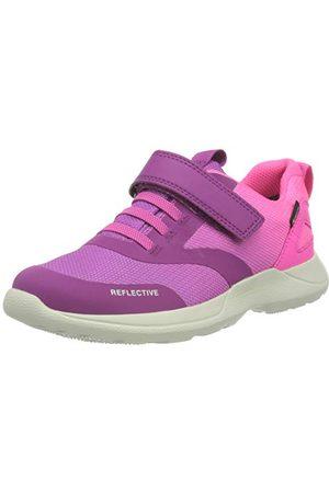 Superfit Rush Sneaker dla dziewcząt, różowy - Rosa - 39 eu