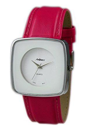 Arabians Męski analogowy zegarek kwarcowy ze skórzanym paskiem DBP2045P