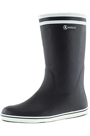 Aigle Malouine damskie buty zimowe, - Marine - 36 EU