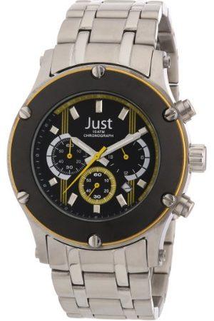 Just Watches Just męski zegarek na rękę chronograf kwarc 48-STG2372YL