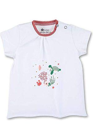 Sterntaler T-shirt dziewczęcy, koszulka z krótkim rękawem