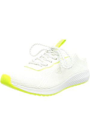 Dockers Damskie buty typu sneaker 48pr204-706597, White Neon Green - 38 EU