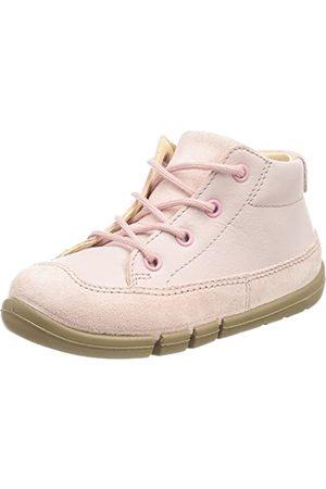 Superfit Sneakersy dziewczęce Flexy, czerwony - Camelia Old Rose 5500-21 EU