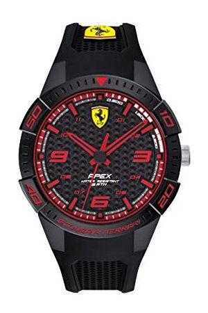 Scuderia Ferrari Mężczyzna Zegarki - Zegarek kwarcowy z silikonową bransoletką 830747