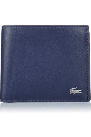 Lacoste Nh1112 portfel męski, - Peacoat (Peacoat) - jeden rozmiar