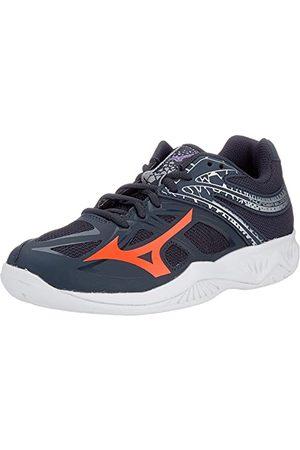 Mizuno Kobieta Obuwie sportowe - Damskie buty do siatkówki Thunder Blade 2, Indiai Fierycoral2 265c - 40 EU