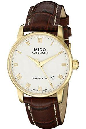 MIDO Mężczyzna Zegarki - Męski zegarek Baroncelli II M86003268