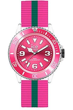Ice-Watch Damski - zegarek na rękę Ice United analogowy kwarcowy nylon UN.GI.U.N.14