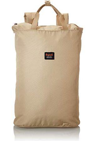 Jack & Jones Męski plecak Jactodd, rozmiar uniwersalny, beżowy - Crockery. - jeden rozmiar