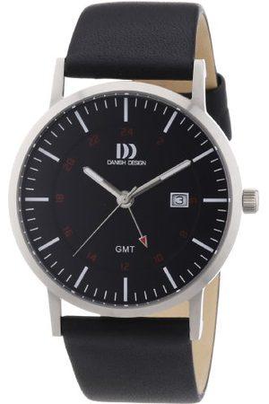 Danish Design Męski zegarek na rękę XL analogowy kwarcowy skóra 3314447