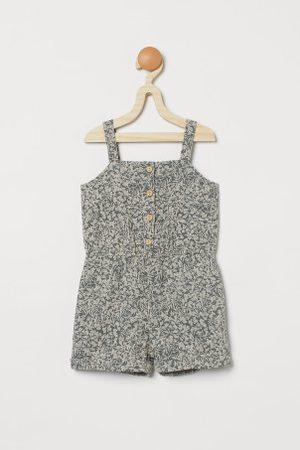 H&M Kombinezony - Kombinezon z podwójnej tkaniny
