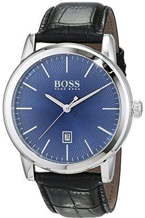 HUGO BOSS Męski zegarek kwarcowy z bransoletką 1513400
