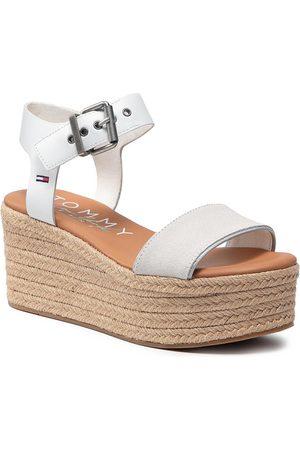 Tommy Hilfiger Espadryle Essential Flatform Sandal EN0EN01320