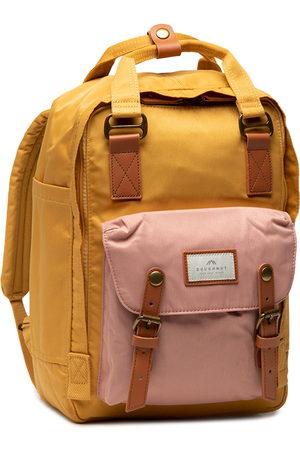 Doughnut Plecaki - Plecak - D010-3590-F Yellow x Rose