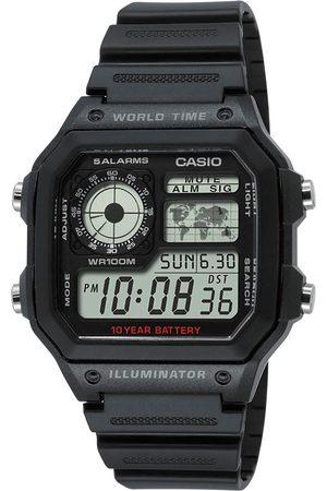 Casio Zegarek - AE-1200WH-1AVEF Black