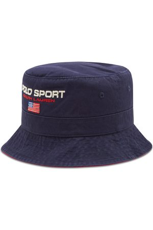 Polo Ralph Lauren Kapelusz Loft Bucket Hat 710833721001 Granatowy
