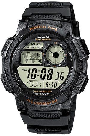 Casio Mężczyzna Zegarki - Zegarek - AE-1000W-1AVEF Black