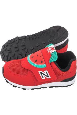 New Balance Obuwie sportowe - Buty IV574FRR Czerwone (NB444-b)