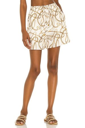 Tell Your Friends Szorty - Lounge Short in - Cream. Size L (also in S, XXS, XS, M, XL).