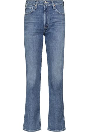 Citizens of Humanity Daphne high-rise slim jeans