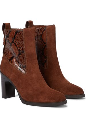 See By Chloé Annylee leather ankle boots