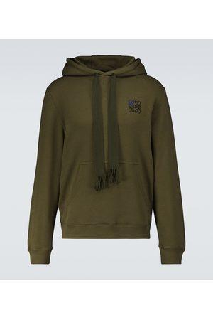 LOEWE Anagram hooded sweatshirt
