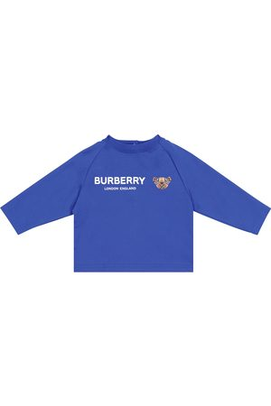 Burberry Kids Baby Thomas Bear cotton T-shirt