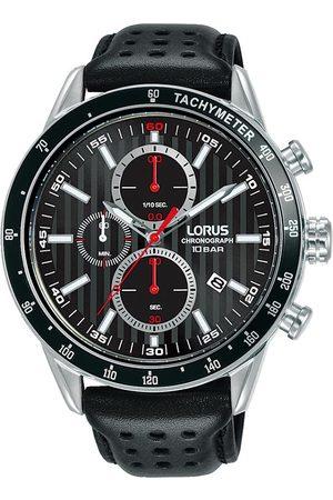 Lorus Mężczyzna Zegarki - Zegarek - RM335GX9 Black/Black