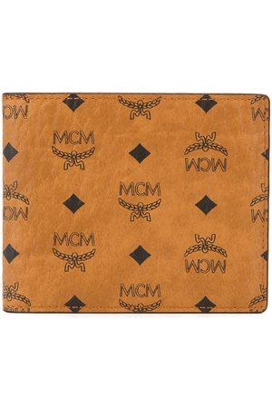 MCM Mężczyzna Portmonetki i Portfele - Brown