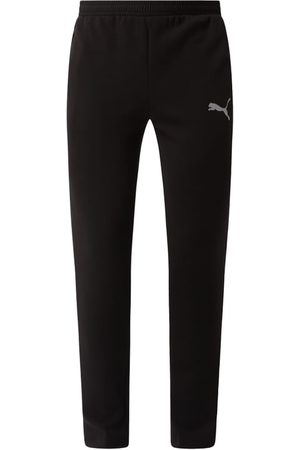 PUMA Mężczyzna Dresy - Spodnie treningowe ze wstawkami w kontrastowym kolorze — dryCELL