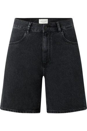 Armedangels Szorty jeansowe z bawełny ekologicznej model 'Freymaa'