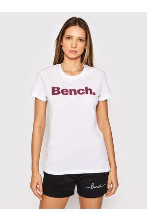 Bench Kobieta Z krótkim rękawem - T-Shirt Leora 117360 Regular Fit