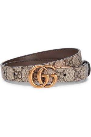 Gucci Kobieta Paski - GG Marmont Supreme belt