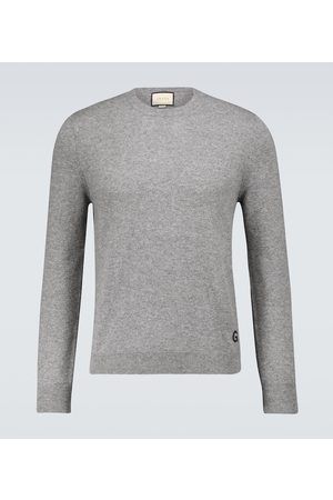 Gucci Swetry i Pulowery - GG cashmere sweater