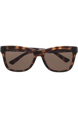 Balenciaga Mężczyzna Okulary przeciwsłoneczne - Brown