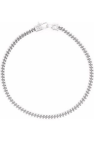 Tom Wood Bransoletki - Curb sterling bracelet