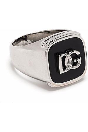 Dolce & Gabbana Mężczyzna Pierścionki - Silver