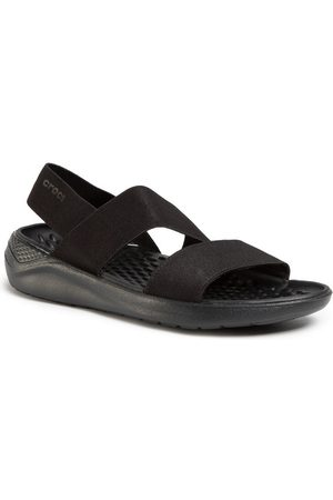Crocs Sandały Literide Streach Sandal W 206081